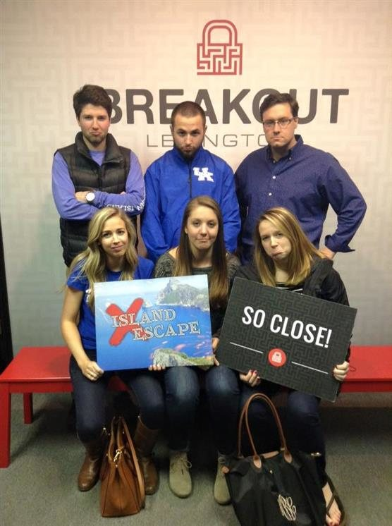 Breakout lexington casino