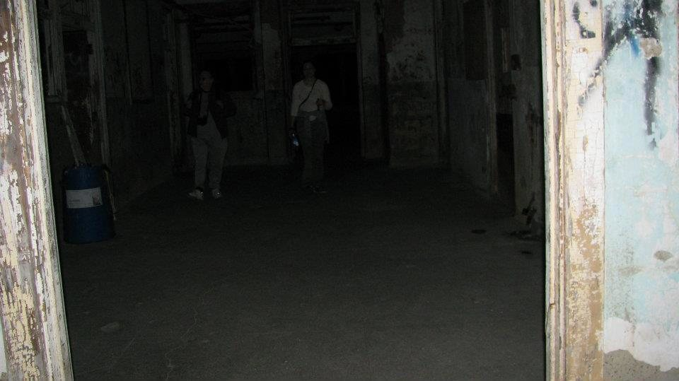 The Waverly Hills Sanatorium Haunted House Kentucky