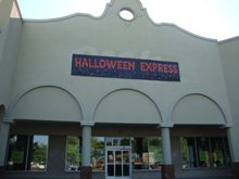 halloween express lexington