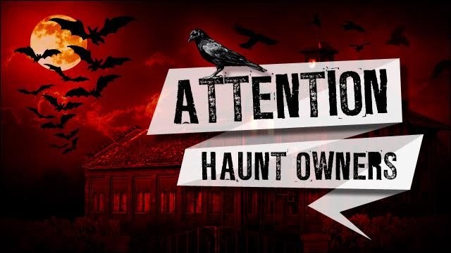 Attention Kentucky Haunt Owners